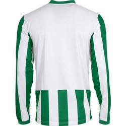 Voorvertoning: Hummel Madrid Voetbalshirt Lange Mouw Heren - Groen / Wit