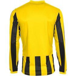 Voorvertoning: Hummel Madrid Voetbalshirt Lange Mouw Heren - Geel / Zwart