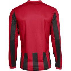 Voorvertoning: Hummel Madrid Voetbalshirt Lange Mouw Kinderen - Rood / Zwart