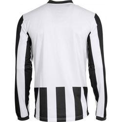 Voorvertoning: Hummel Madrid Voetbalshirt Lange Mouw Kinderen - Wit / Zwart