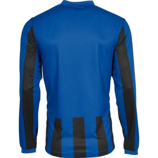 Hummel Madrid Voetbalshirt Lange Mouw Kinderen - Royal / Zwart