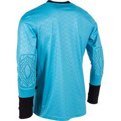 Voorvertoning: Hummel Hannover Keepershirt Lange Mouw - Aqua Blue / Zwart