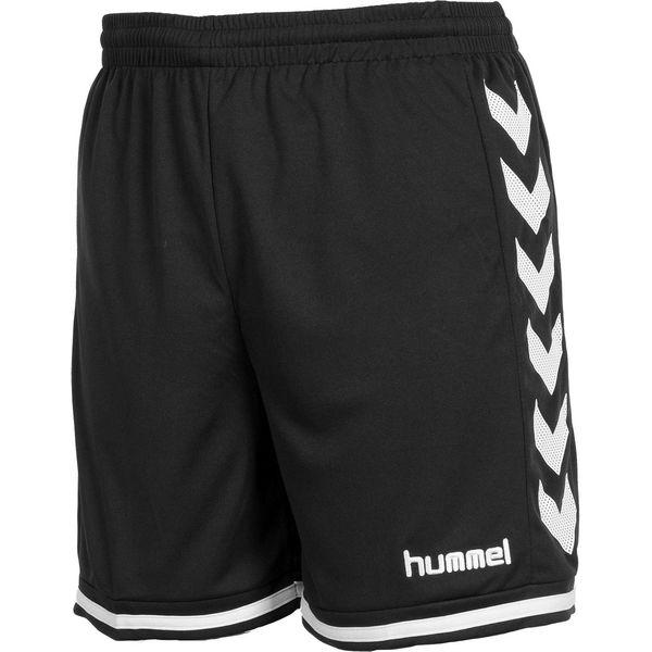 Hummel Lyon Short Kinderen - Zwart / Wit