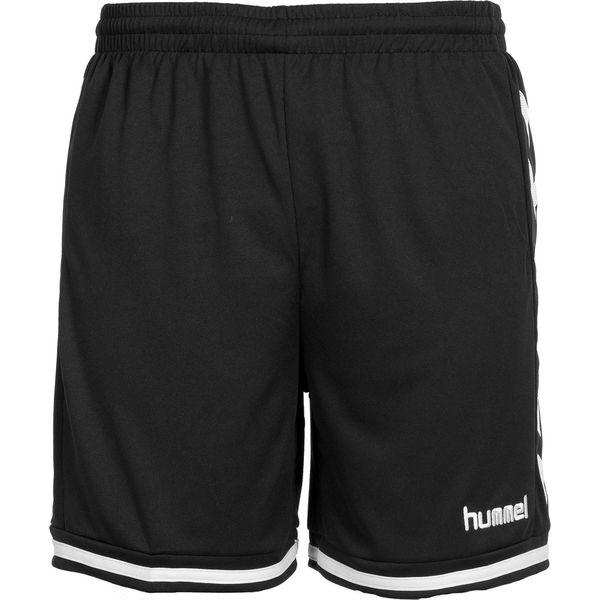 Hummel Lyon Short Heren - Zwart / Wit