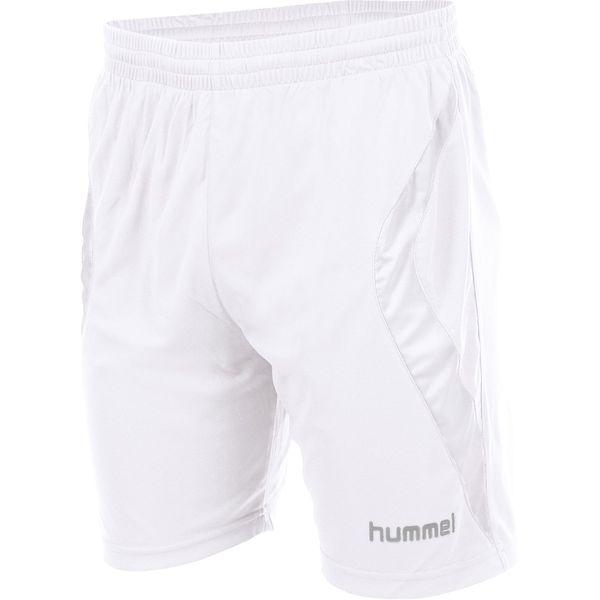 Hummel Manchester Short Heren - Wit