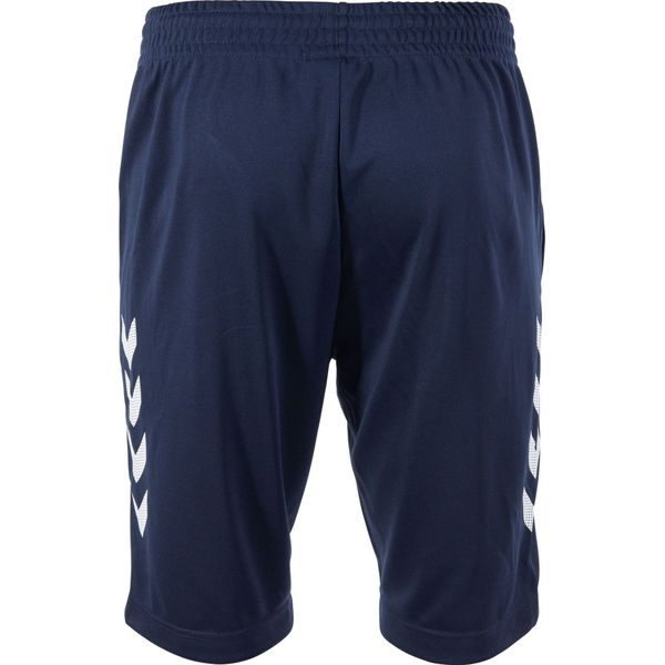 Hummel Authentic Trainingsshort Kinderen - Marine