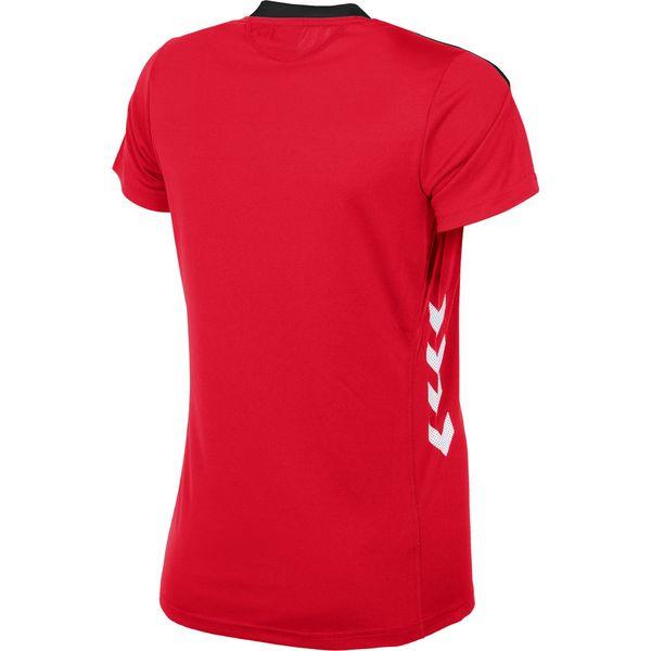 Hummel Valencia T-Shirt Dames - Rood