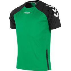 Hummel Authentic T-Shirt Heren - Groen
