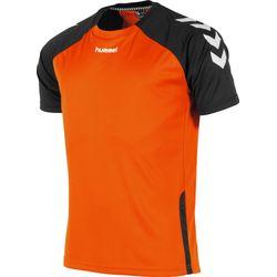 Hummel Authentic T-Shirt Hommes - Orange