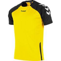 Hummel Authentic T-Shirt Heren - Geel