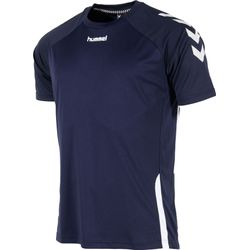 Hummel Authentic T-Shirt Kinderen - Marine