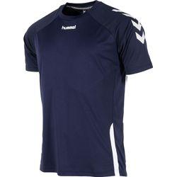 Hummel Authentic T-Shirt Heren - Marine