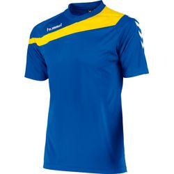 Hummel Elite T-Shirt - Royal / Geel