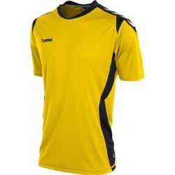 Hummel Paris T-Shirt - Geel / Zwart