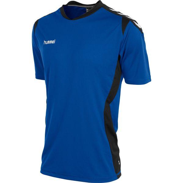 Hummel Paris T-Shirt Kinderen - Royal / Zwart
