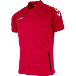 Hummel Authentic Polo Heren - Rood