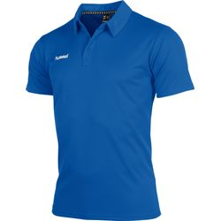 Hummel Authentic Corporate Polo Hommes - Royal