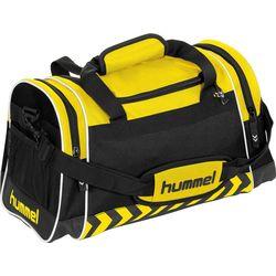 Voorvertoning: Hummel Sheffield (S) Sporttas Met Zijvakken - Geel