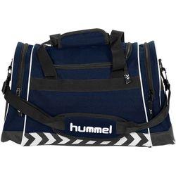 Voorvertoning: Hummel Sheffield (S) Sporttas Met Zijvakken - Marine