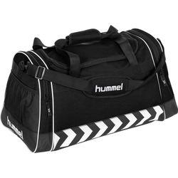 Voorvertoning: Hummel Luton (L) Sporttas Met Zijvakken - Zwart