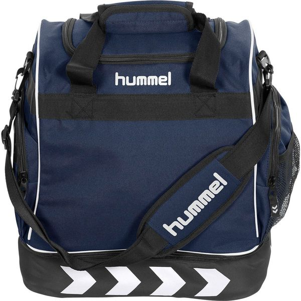 Hummel Pro Supreme Multifunctionele Rugzak Met Bodemvak - Marine