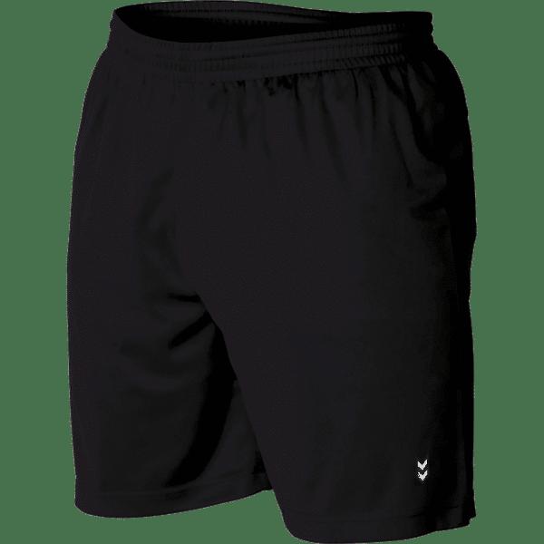 Hummel Euro Short Kinderen - Zwart