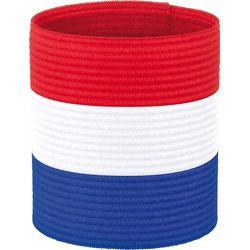 Hummel Nl Brassard De Capitaine - Rouge / Blanc / Royal