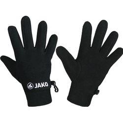 Jako Fleece Handschoenen - Zwart