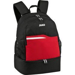 Jako Competition 2.0 Sac A Dos Compartiment Chaussures - Noir / Rouge