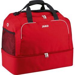 Jako Classico (Junior) Sac De Sport Avec Compartiment Inférieur - Rouge