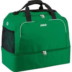 Jako Classico (Senior) Sac De Sport Avec Compartiment Inférieur - Vert Sport