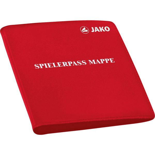 Jako Spelers-Id-Map Klein - Rood