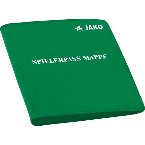 Jako Spelers-Id-Map Klein - Groen
