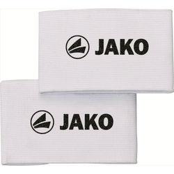 Jako Elastique Velcro Pour Protège-Tibias - Blanc / Noir