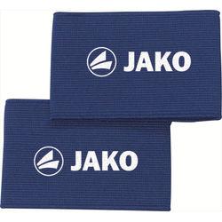 Jako Elastique Velcro Pour Protège-Tibias - Royal / Blanc