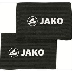 Jako Elastique Velcro Pour Protège-Tibias - Noir / Blanc