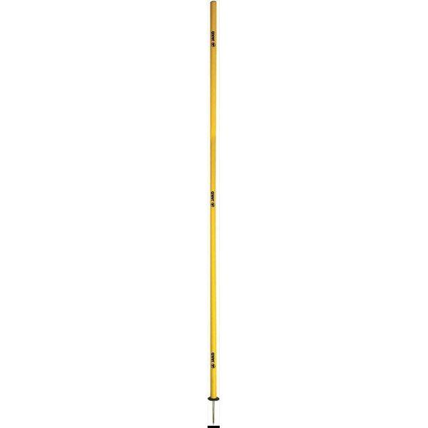 Jako 6 Stuks Slalompaal - Geel / Zwart