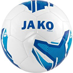 Jako Promo 2.0 Trainingsbal - Wit / Jako Blauw / Navy