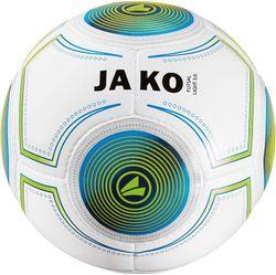 Jako Futsal Light 3.0 (Ca. 290 G) Football - Blanc / Bleu Jako / Vert Fluo