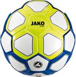 Jako Striker (3) Trainingsbal - Wit / Marine / Lemon