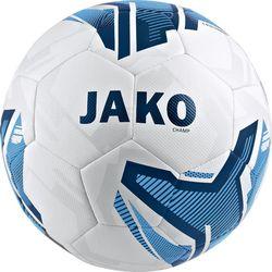 Jako Champ Ballon De Compétition Et D'entraînement - Blanc / Bleu Ciel / Navy