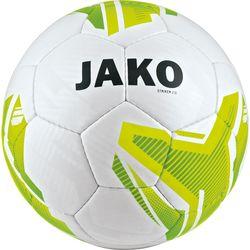 Jako Striker 2.0 (5) Ballon D'entraînement - Blanc / Jaune Fluo / Vert