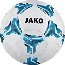 Jako Striker Ms 2.0 Trainingsbal - Wit / Jako Blauw / Zwart