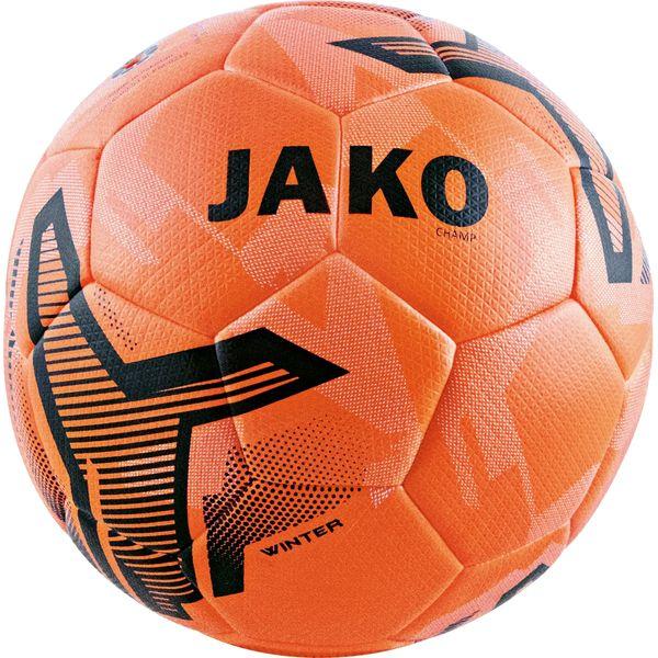 Jako Champ Winter Ballon De Compétition Et D'entraînement - Orange / Noir