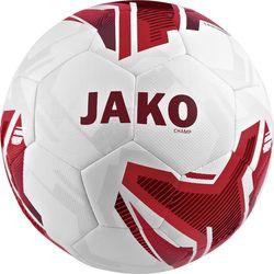 Jako Hybrid Champ (Size 3, 290G) Ballon Light - Blanc / Rouge