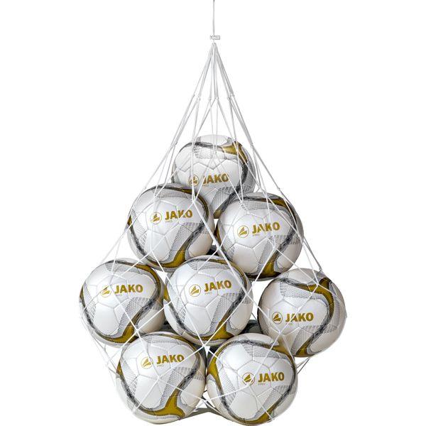 Jako Ballennet Voor 10 Ballen - Wit