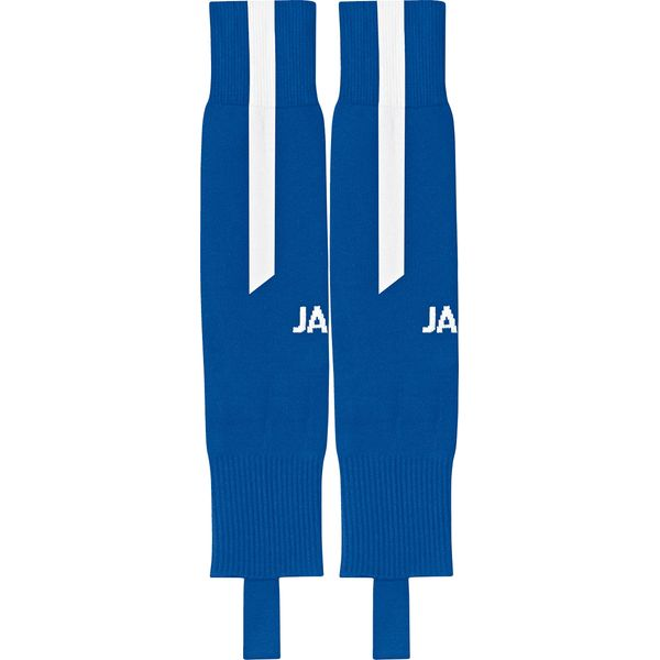Jako Lazio Chaussettes De Football Footless - Royal / Blanc