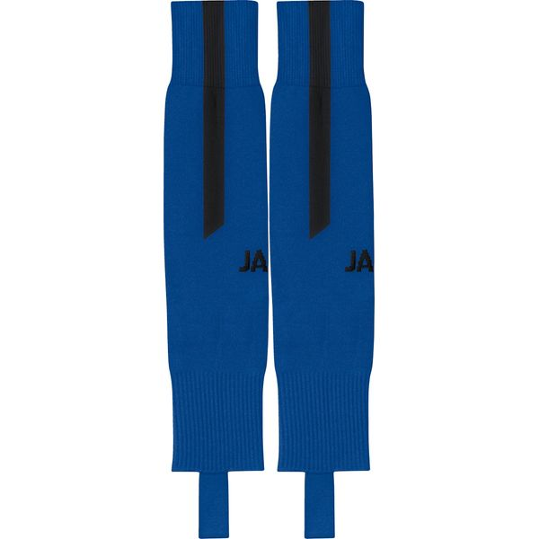Jako Lazio Chaussettes De Football Footless - Royal / Noir