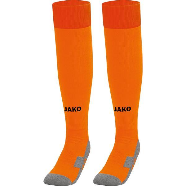 Jako Leeds Voetbalkousen - Fluo Oranje / Oranje