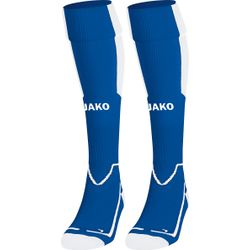 Jako Lazio Chaussettes De Football - Royal / Blanc